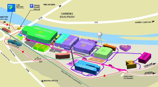 plan cul site Poissy